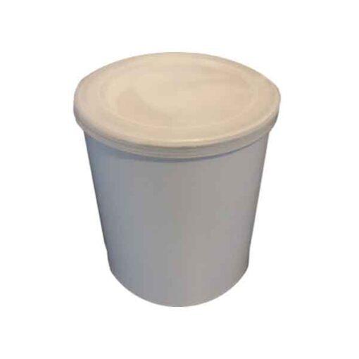 Harspot voor het vullen met hars pellets hot wax