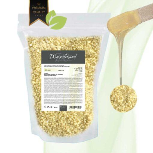 Vegan Hotwax 1 KG 100% natuurlijke ontharingswax