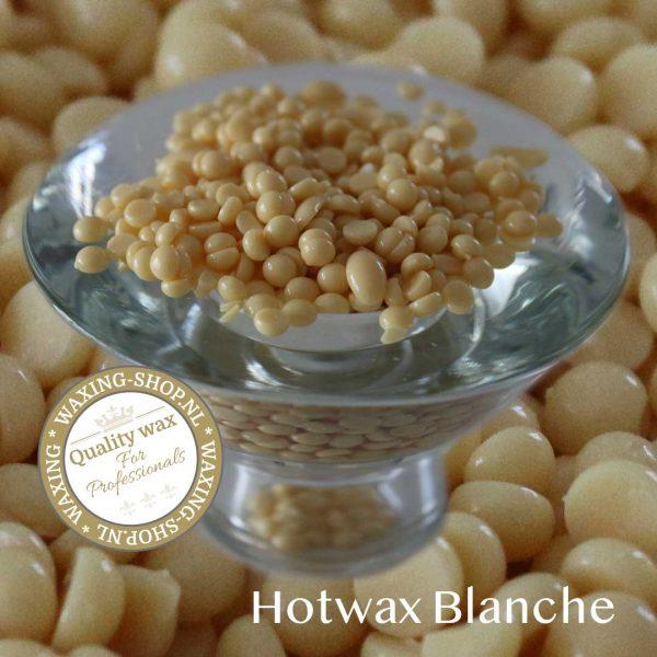 Hot wax Blanche
